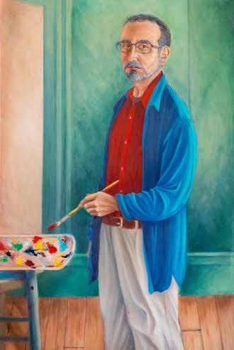 James on Canvas-Copy